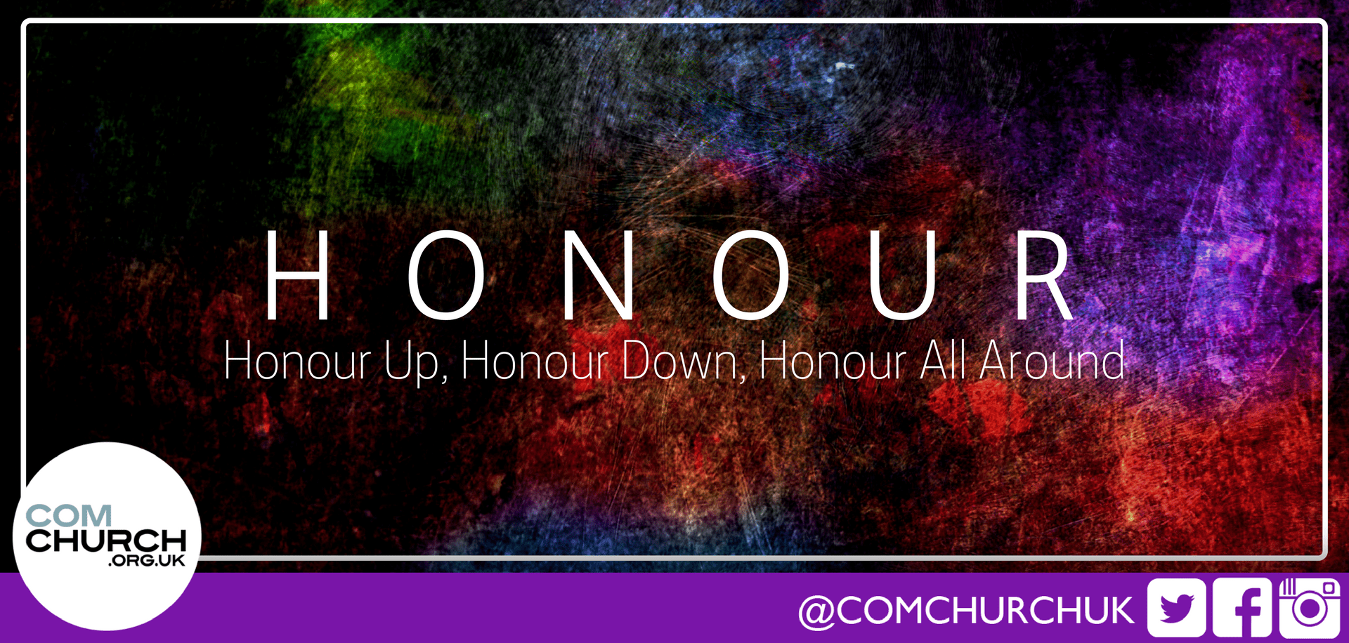Honour [Up, Down, All Around]