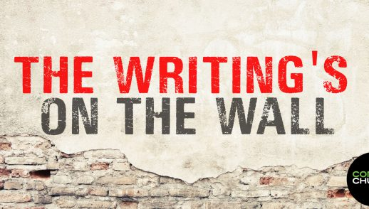 The Writing's On The Wall, Part 6 - The Great COMmission & The Great COMpassion